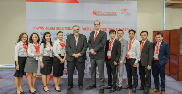 Downstream Solution for Packaging Printing Industry Seminar