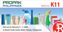 ProPak Philippines 2020 Rieckermann Banner