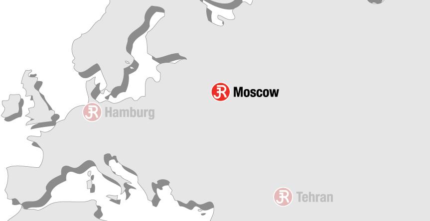 Rieckermann Local Map - Moscow