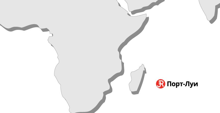 Rieckermann Local Map - Port Louis
