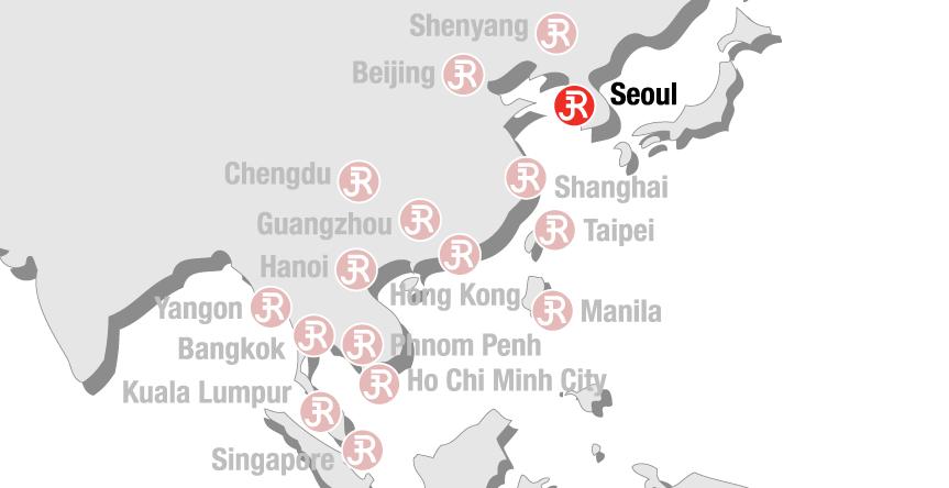 Rieckermann Local Map - Seoul