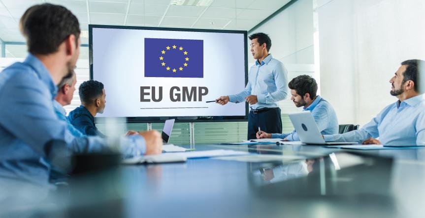 EU GMP compliance services banner